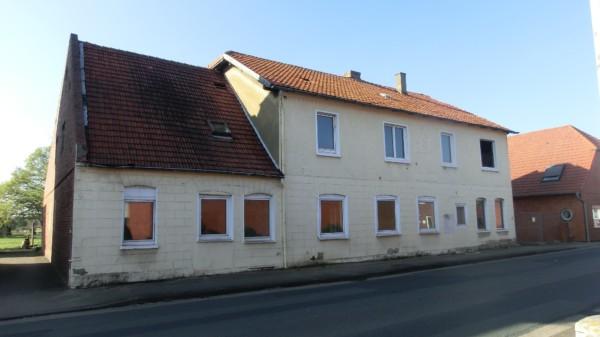 Brandruine Lange Strasse
